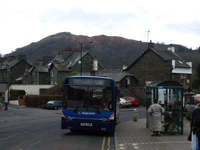Kelsick bus stop